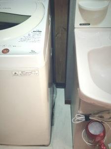 洗面 台 隙間 収納