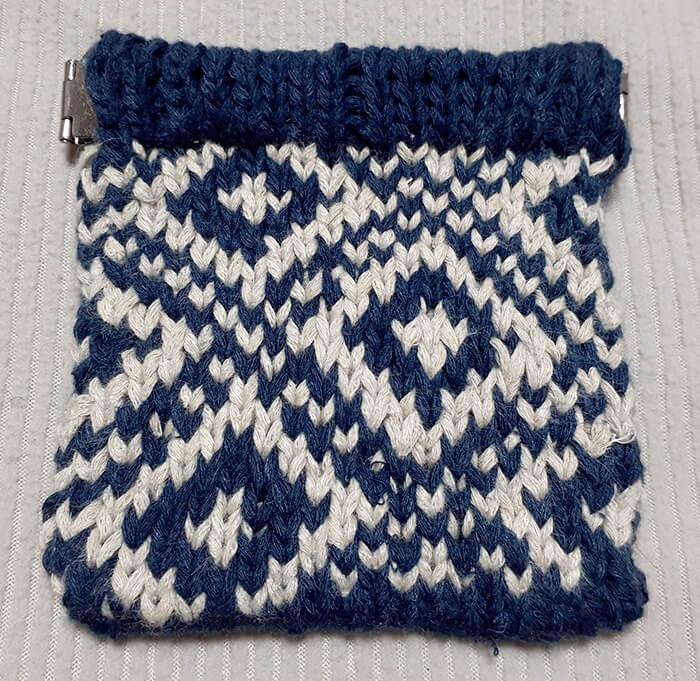 編み込みの練習